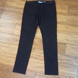 Vera Wang black leggings